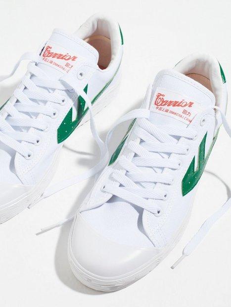 Warrior Shanghai WB-1 Sneakers White/Green