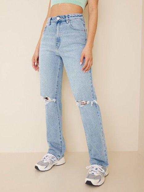 Abrand Jeans A '94 High Straight Gina Rip Straight fit