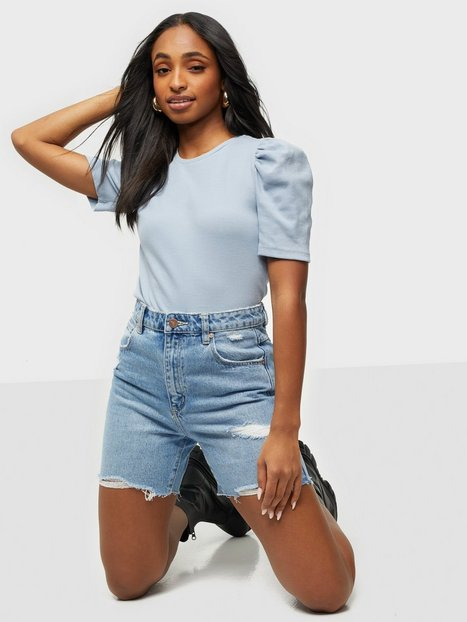 Abrand Jeans A Claudia Cut Off Angie Blue Shorts
