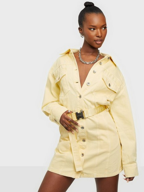 Miss Sixty DJ3790 Dress Langærmede kjoler