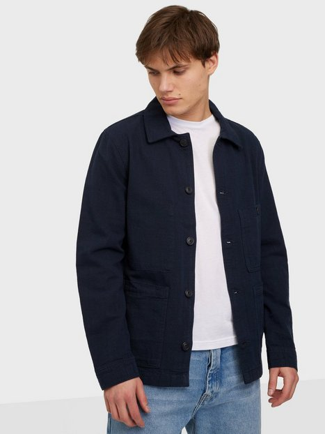 Selected Homme Slhwinsted Blazer Jacket W Skjorter Navy Blazer