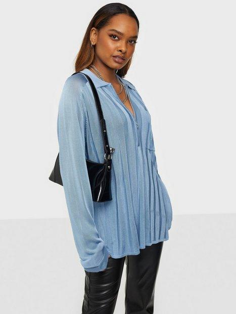 Hope Soul Sweater Strikkede trøjer Blue