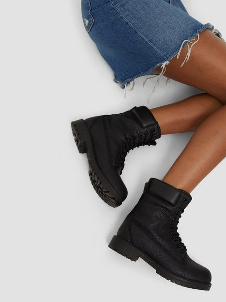 NLY Shoes Walk It Out Boot Chelsea boots Sort