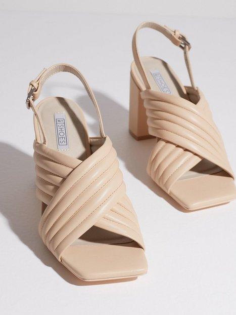 NLY Shoes My Perfect Heel High Heel Beige