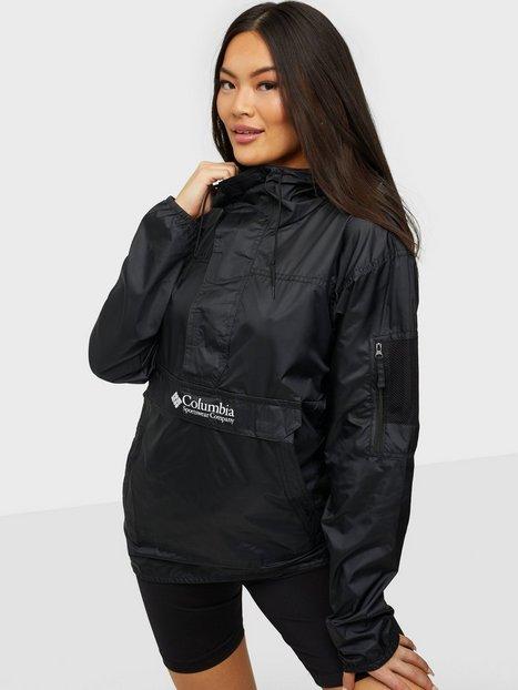 Columbia Challenger Windbreaker Øvrige jakker Black