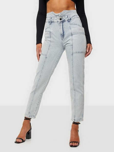Co'couture Ocean Jeans Mom Jeans