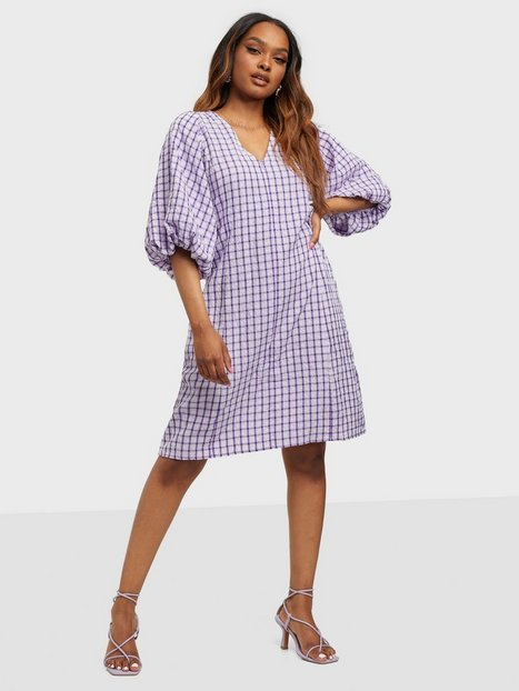 Co'couture Adrienne Cheeky Dress Loose fit dresses Purple