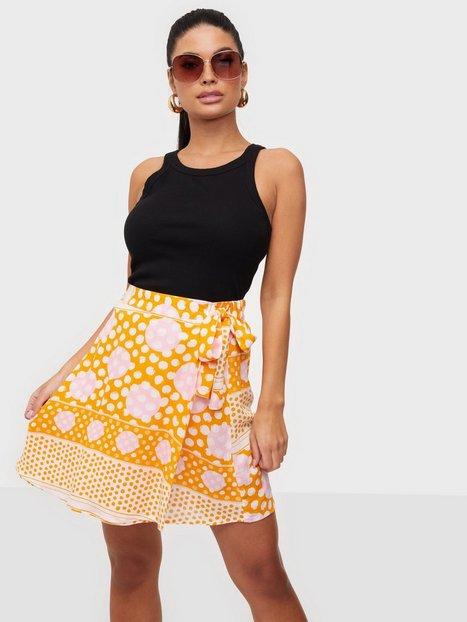 Vero Moda Vmanna Hw Short Skirt Wvn Ga Spe Mini nederdele