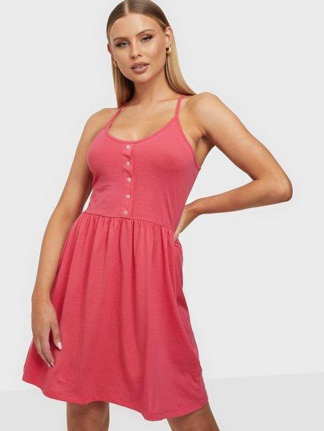 Vero Moda Vmadarebecca Sl Short Dress Jrs Ga Loose fit dresses