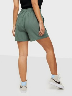 Vero Moda Womens Vmadalie Hr Twill Shorts