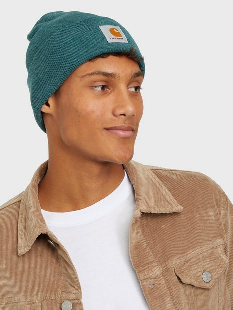Se Carhartt WIP Acrylic Watch Hat Hatte Eucalyptus ved NLY Man