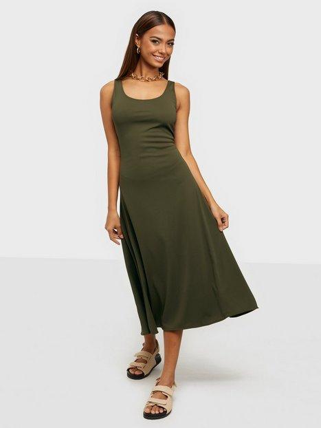Polo Ralph Lauren Sl Genoa Dr-Sleeveless-Casual Dress Loose fit dresses