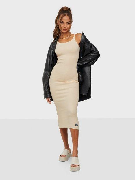 Dr Denim Loreen Dress Tætsiddende kjoler Cookie
