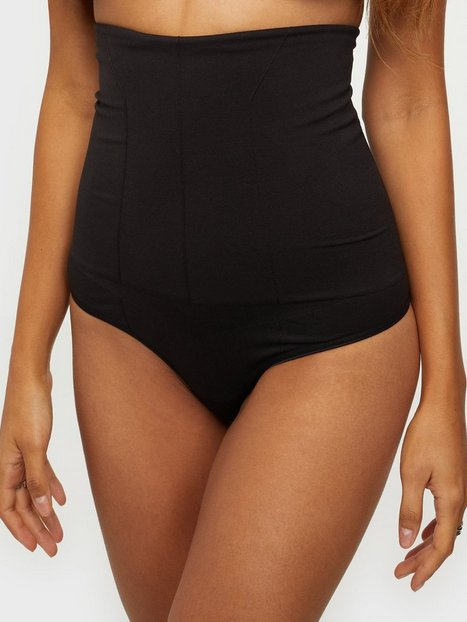 Pieces Pcbella Shaping Thong Shaping & Support Black