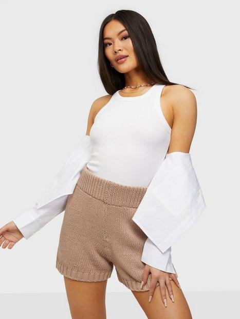 Gina Tricot Ariel knitted shorts Shorts