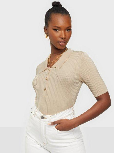 Object Collectors Item Objrosalia Knit S/S Pullover 115 T-shirts