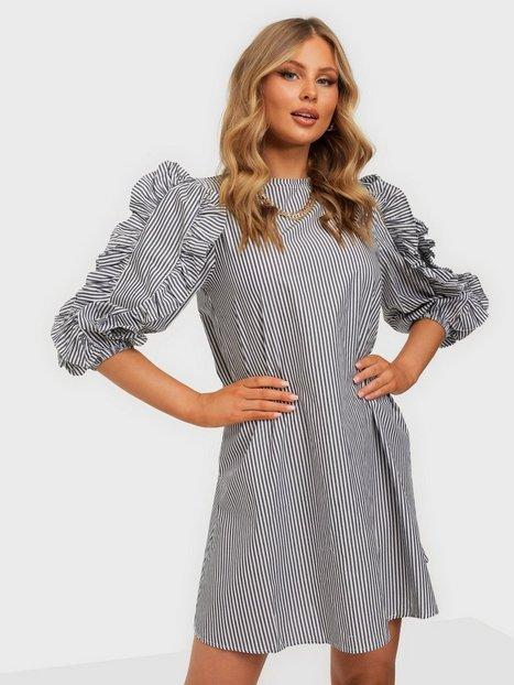 Object Collectors Item Objhanna 3/4 Dress 115 .C Loose fit dresses
