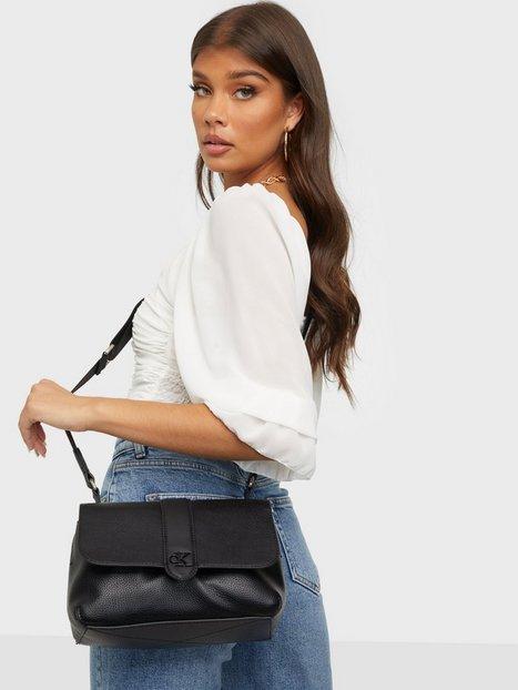 Calvin Klein Jeans Flap Crossbody Skuldertasker