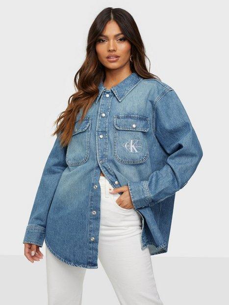 Calvin Klein Jeans Overshirt Skjorter