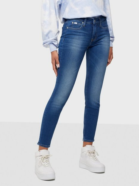 Calvin Klein Jeans Mid Rise Skinny Ankle Skinny fit