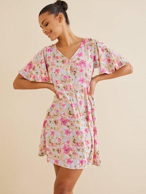 Jacqueline de Yong Jdydaisy S/S Dress Wvn Skater kjoler