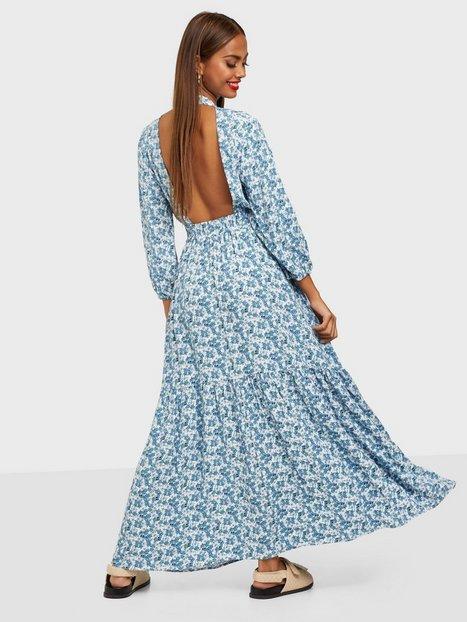 Y.A.S Yassusla 3/4 Wrap Ankle Dress - Sho Maxikjoler