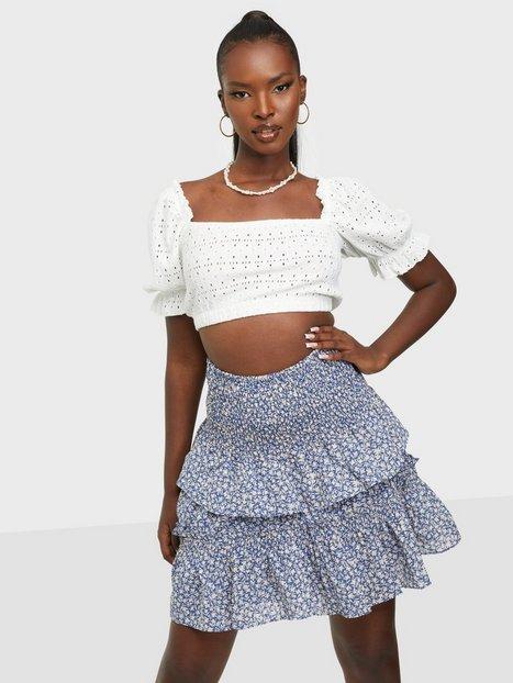 Co'couture Breeze Flower Smock Skirt Mini nederdele