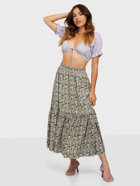 Jacqueline de Yong Jdymaggie Mia Long Hw Skirt Wvn Midi nederdele
