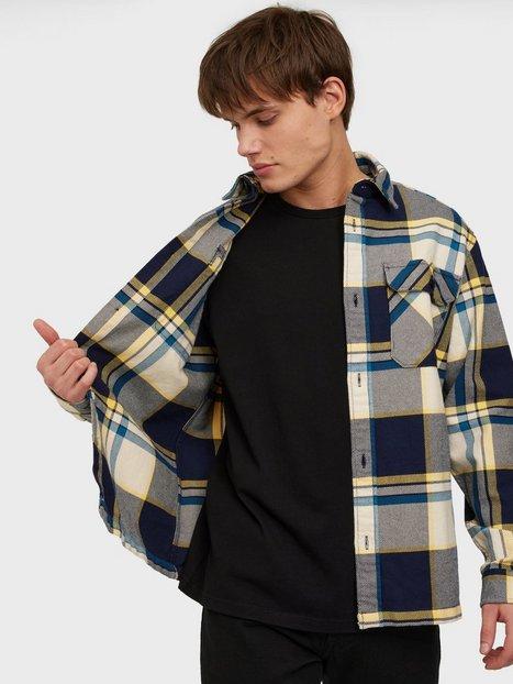 Selected Homme Slhlooseguy Overshirt Ls W Skjorter Solar Power Checks