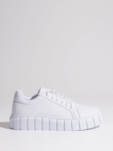 NLY Shoes Aim Higher Sneaker Low Top Hvid