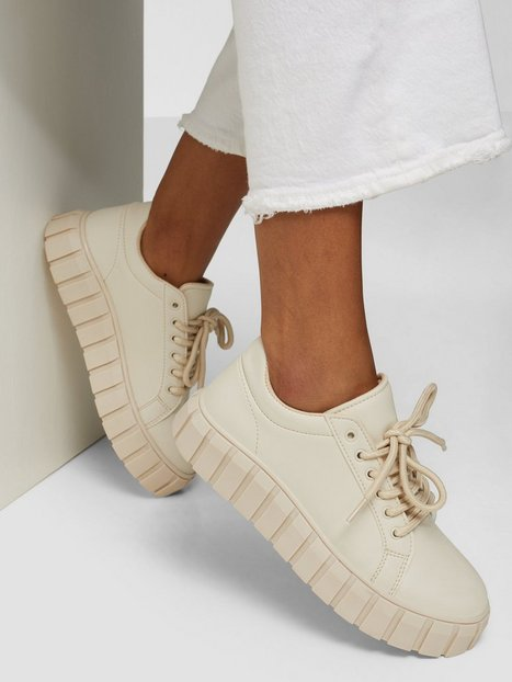 NLY Shoes Aim Higher Sneaker Sneakers Beige