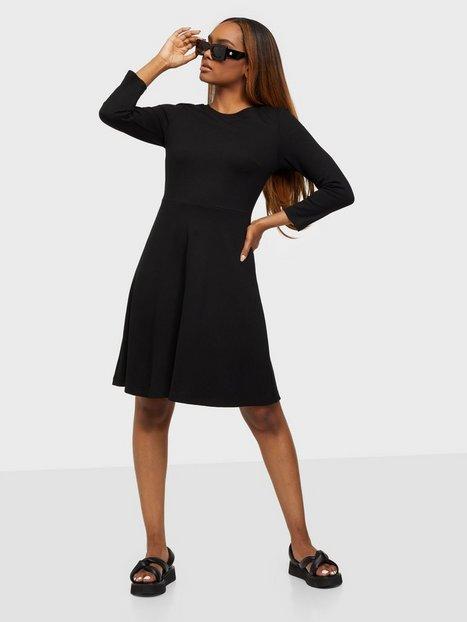 Selected Femme Slfstella 7/8 Skater Dress B Skater kjoler