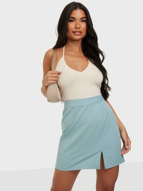 Vero Moda Vmzelda H/W Mini Skirt Exp Mini nederdele Tourmaline