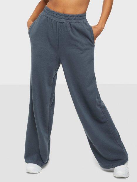 Pieces Pcchilli Summer Hw Wide Sweat Pants Joggingbukser Ombre Blue