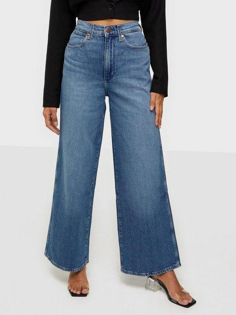 Wrangler World Wide Treasure Wide leg jeans