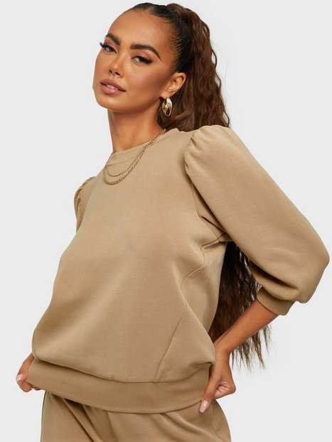 Selected Femme Slftenny 3/4 Sweat Top Noos Sweatshirts