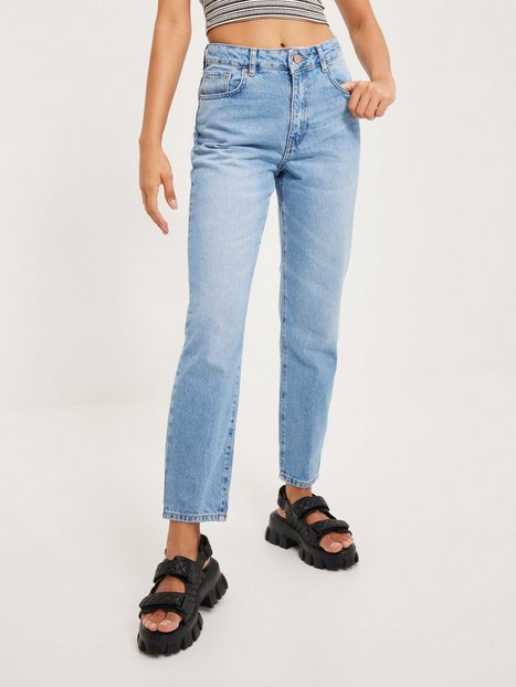 Noisy May Nmisabel Hw Mom Jeans Lb Noos Mom Jeans