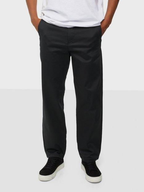 Selected Homme Slhloose-Salford 220 Flex Pants W Bukser Black