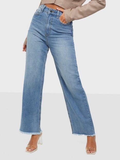 Object Collectors Item Objreagan Denim Hw Jeans Ec Pa
