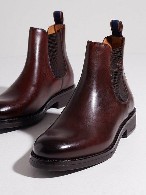 Gant Brookly Chelsea Boot Chelsea boots Cognac
