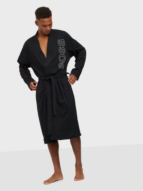 BOSS Identity Kimono 10121122 03 Morgenkåber Black