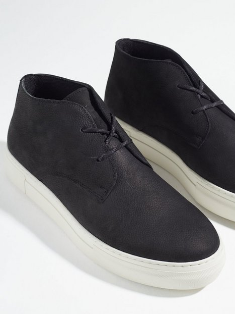 Selected Homme Slhdavid Chunky Nubuck Chukka B Sneakers Black
