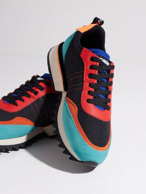 Tommy Jeans Abo Cleated Tommy Jeans Snk Sneakers Grøn