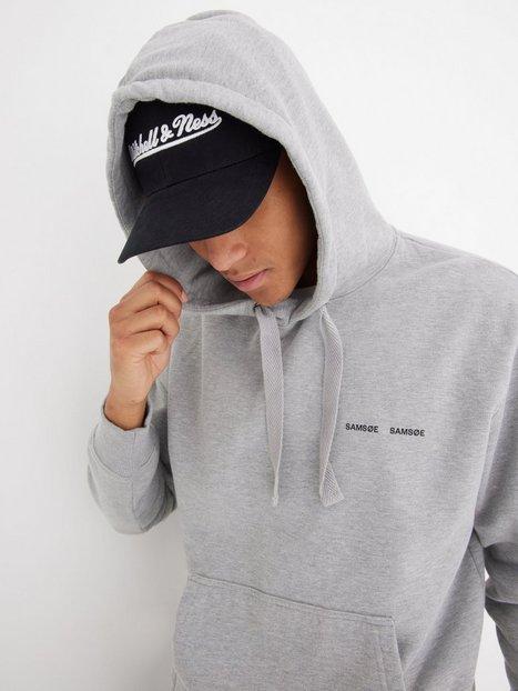 Samsøe Samsøe Norsbro hoodie 11727 Trøjer Grey