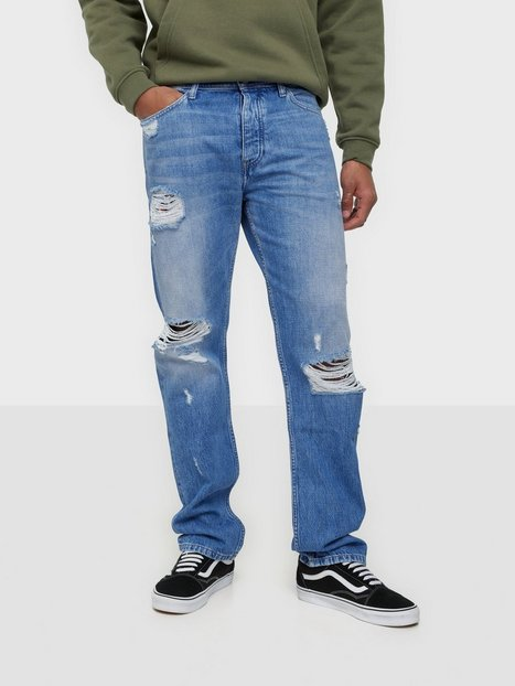 Tommy Jeans Ethan Rlxd Stght AE714 Hlbrd Jeans Denim