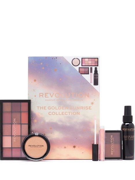 Revolution Pro Revolution Golden Sunrise Collection Makeup kit