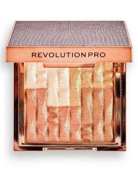Revolution Pro Goddess Glow Shimmer Brick Øjenskygger Sublime