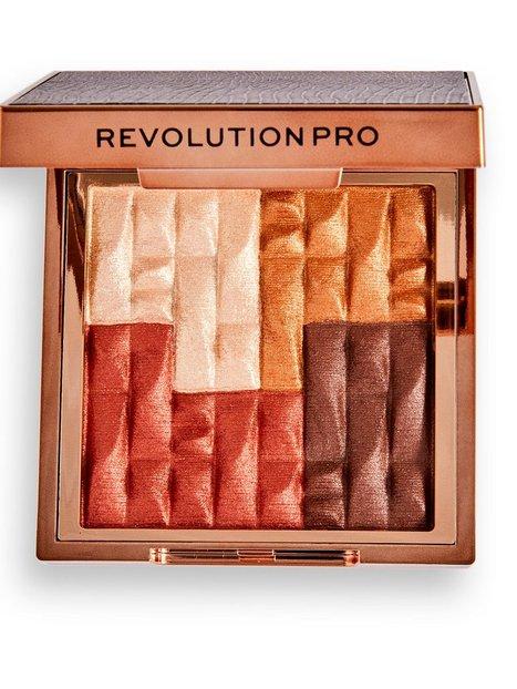 Revolution Pro Goddess Glow Shimmer Brick Øjenskygger Desert