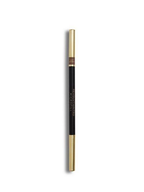 Revolution Pro Microfill Eyebrow Pencil Øjenbryn Soft Brown
