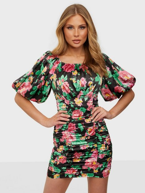 For Love & Lemons Jolie Mini Dress Tætsiddende kjoler